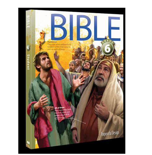 Bible: Grade 6