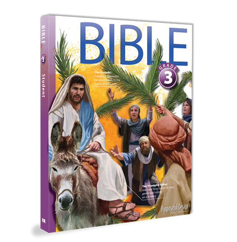 Bible: Grade 3