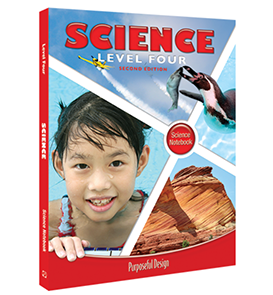 Science: Grade 4, Student Notebook