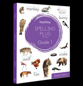 Spelling: Grade 1