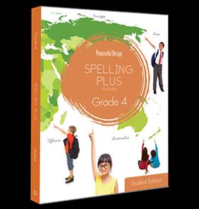 Spelling: Grade 4