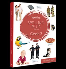 Spelling: Grade 2