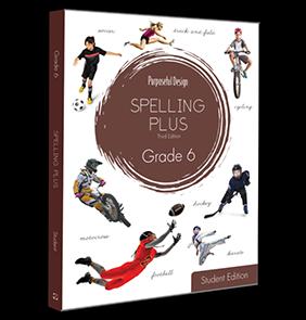 Spelling: Grade 6