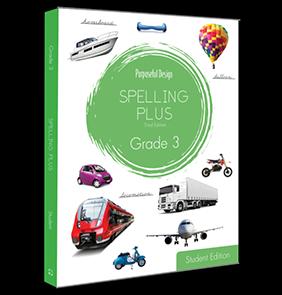 Spelling: Grade 3