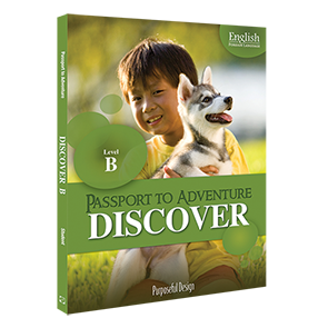 Passport to Adventure: Discover B