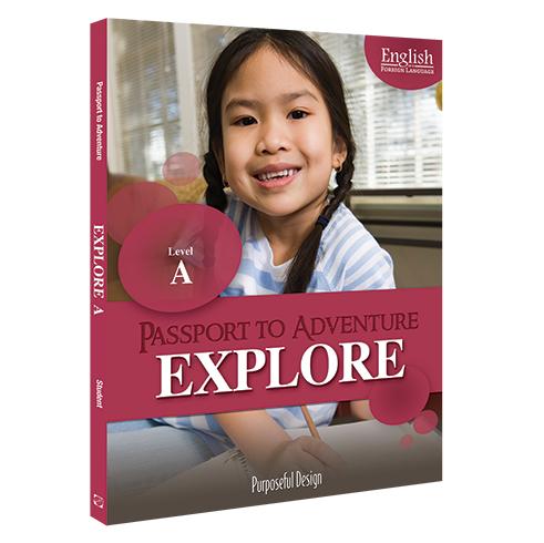 Passport to Adventure: Explore A
