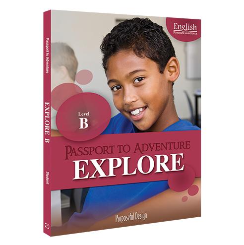 Passport to Adventure: Explore B
