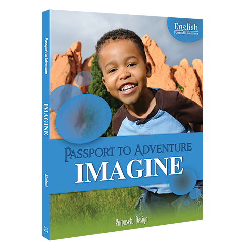 Passport to Adventure: Imagine