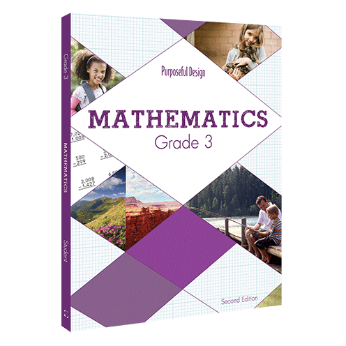 Math: Grade 3 (Second Edition)