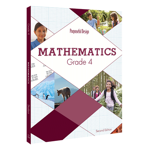 Math: Grade 4 (Second Edition)