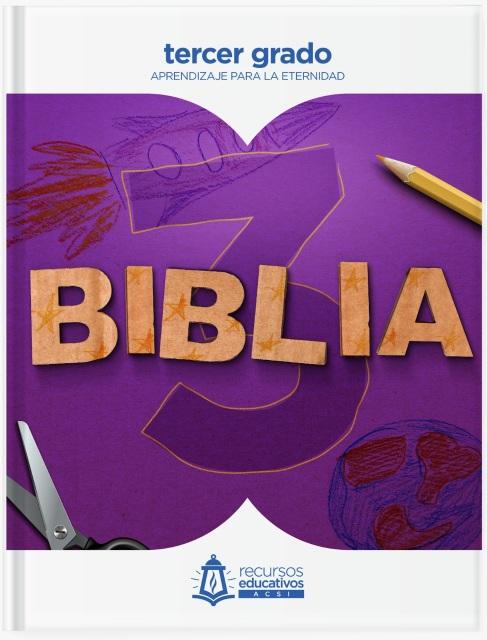 Biblia primaria - 3er grado