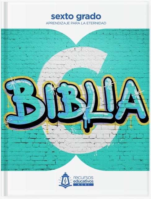 Biblia primaria - 6to grado