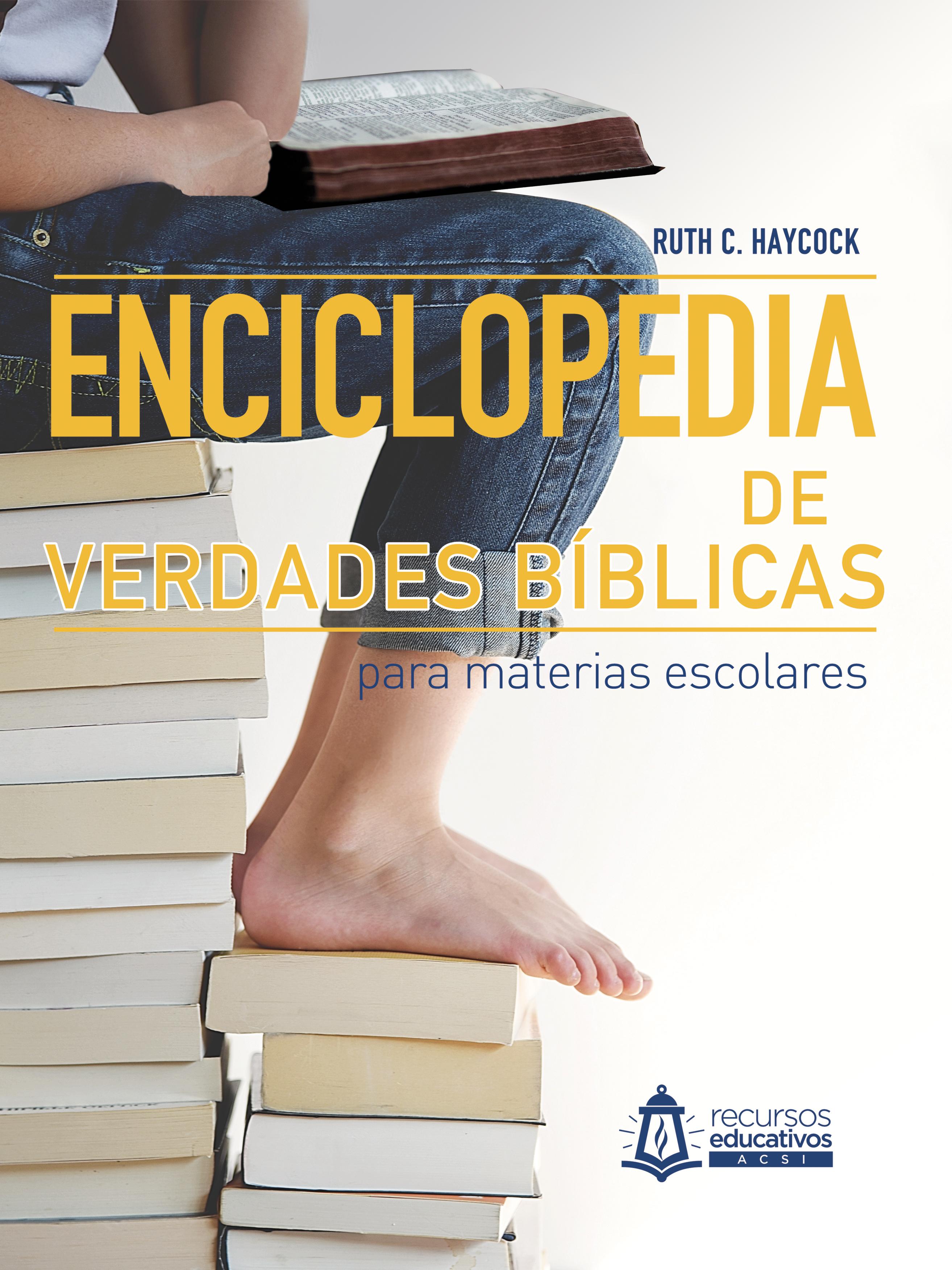 Enciclopedia De Verdades Bíblicas - eBook